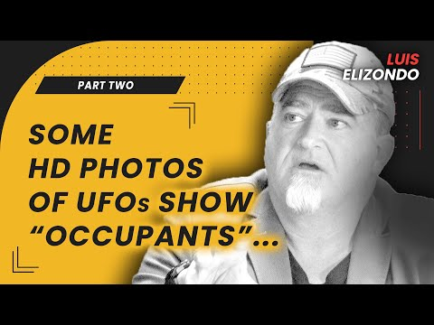 """Luis Elizondo on Biological UFO Samples, Remote Viewing, and explaining """"Somber"""" #UFOamnesty"""