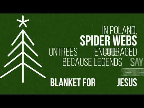 Surprising Facts About Christmas! (graphic animated)