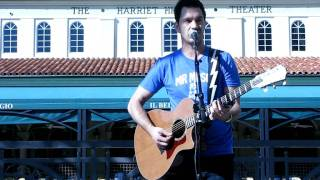 The Biggest Man in LA + banter - Andy Grammer, West Palm Beach 2/22/12