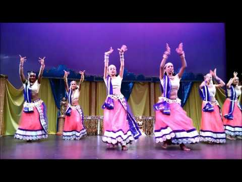 Chutney Dance by students of the Natraj Performing Arts Center