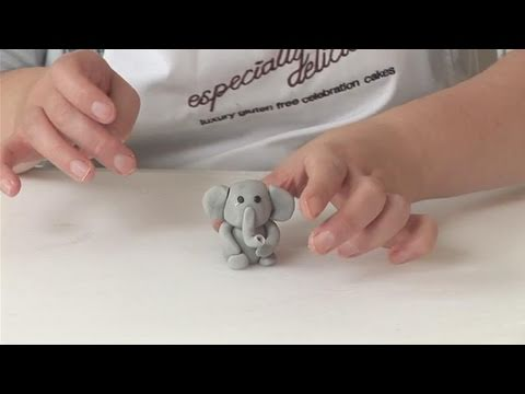 How To Create Fondant Animals