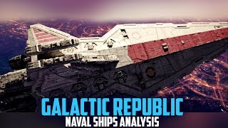 Understanding the Role of Republic Capital Ships