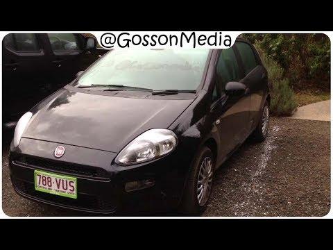 Nev Reviews : Fiat Punto 2013 with Dualogic Transmission