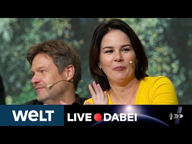 KANZLERAMT IM VISIER: Die Grünen wollen mit Kanzlerkandidatin Annalena Baerbock angreifen