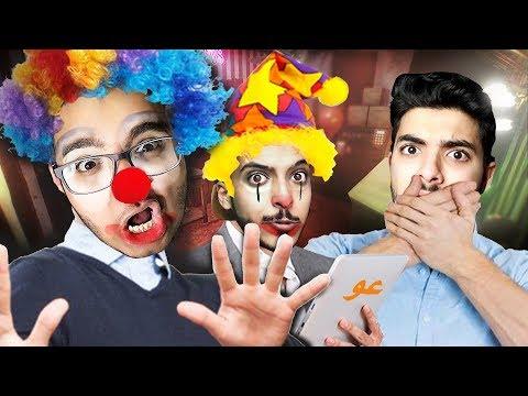 !!3 يوتيوبرز مشاهير محجوزين بغرفة يحاولون يطلعون