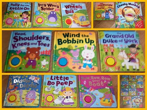 11 X Igloo Childrens Musical Books And Puppet Book Kids Joblot Collection VGC Mp3