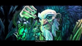 Death and Despair {Darksiders II - Episode 1}