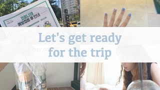 [VLOG] Let's get ready for the…