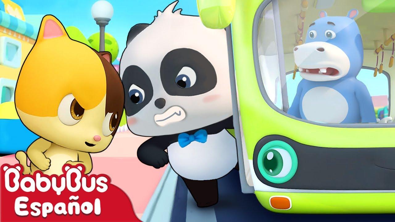 Me Gusta Autobús | Canciones Infantiles | Video Para Niños | BabyBus Español