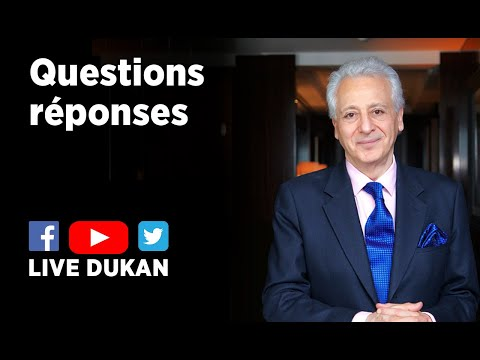 QUESTIONS - RÉPONSES (LIVE DUKAN)