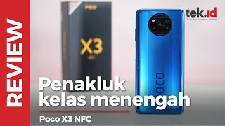 Review Xiaomi Poco X3 NFC Indonesia