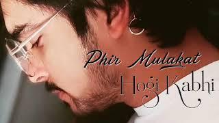 Phir Mulaaqat COVER | CHEAT INDIA |Ashish Sharma | Emraan Hashmi | Jubin Nautiyal