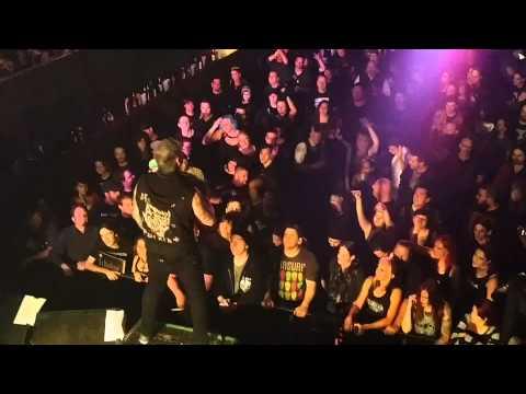 "CombiChrist ""Sent To Destroy"" Live at the Chameleon"