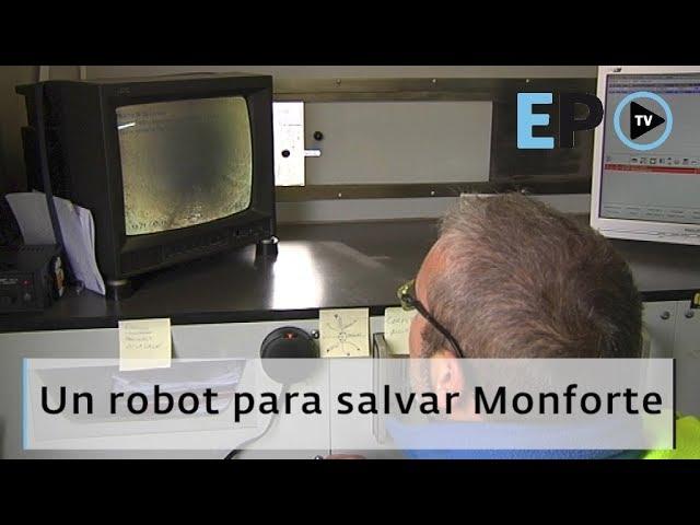 El Progreso TV ► Un robot para salvar Monforte