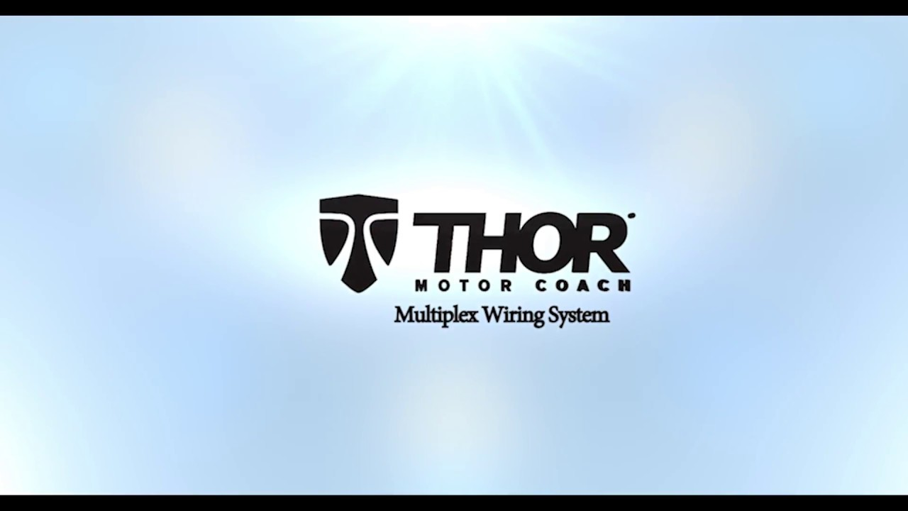 Thor Motor Coach - How To Use The Multiplex Wiring System Found In Sprinters