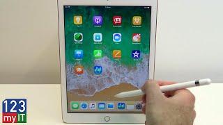 Apple iPad (6th Gen) 2018 with Apple Pencil
