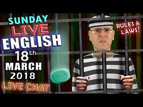 Rules and Laws - LIVE ENGLISH - 18th March 2018 - What is Capital and Corporal Punishment?
