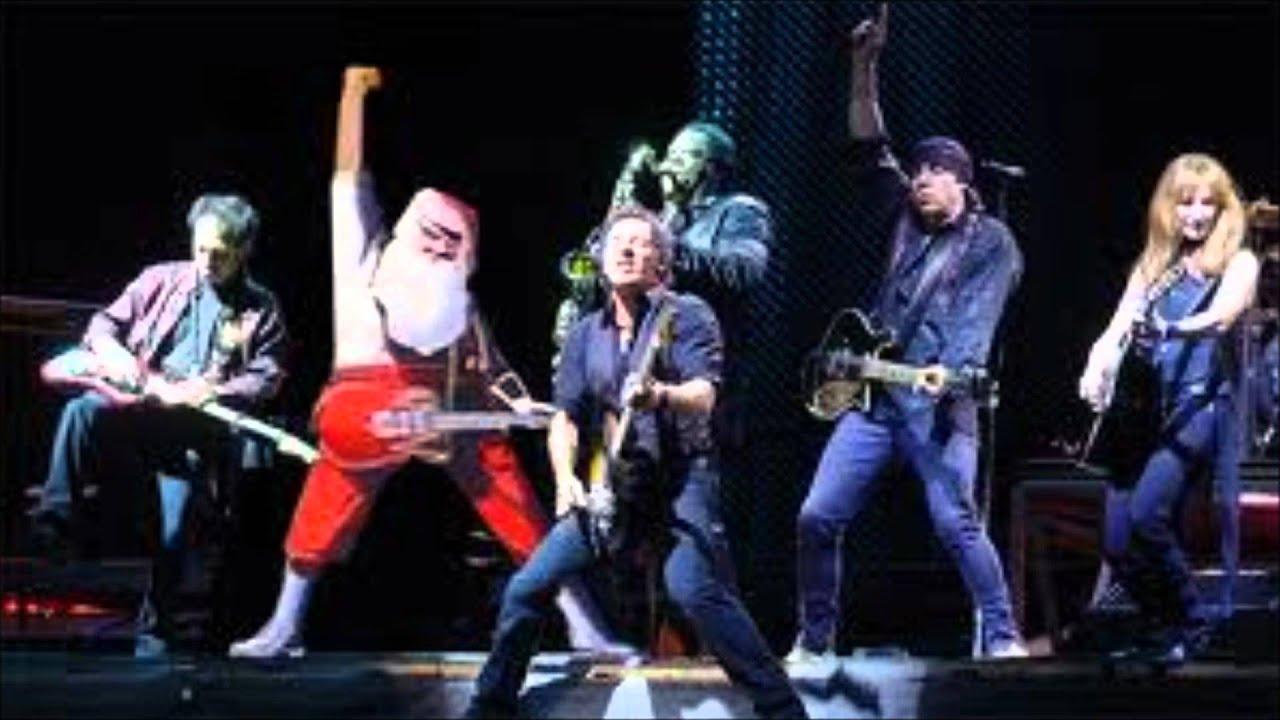 jingle bells rock bruce springsteen youtube - Bruce Springsteen Christmas Album
