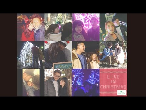 HOMEY - LOVE IN CHRISTMAS - Music Video 冬の奇跡 ラブソング