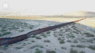 Trump Plans To Divert $7.2 Billion For Border Wall