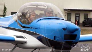 Airborne 02.19.20: Sport Pilot Academy, 2019 Avionics Report, WWII Planes