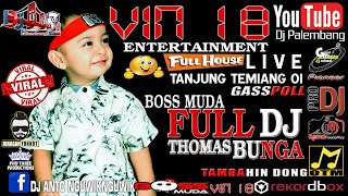 "Download FULL DJ NONSTOP VIN 18 "" DJ UDIN TAMBAHIN DONG THE BEST "" REMIX ANYAR 2020"