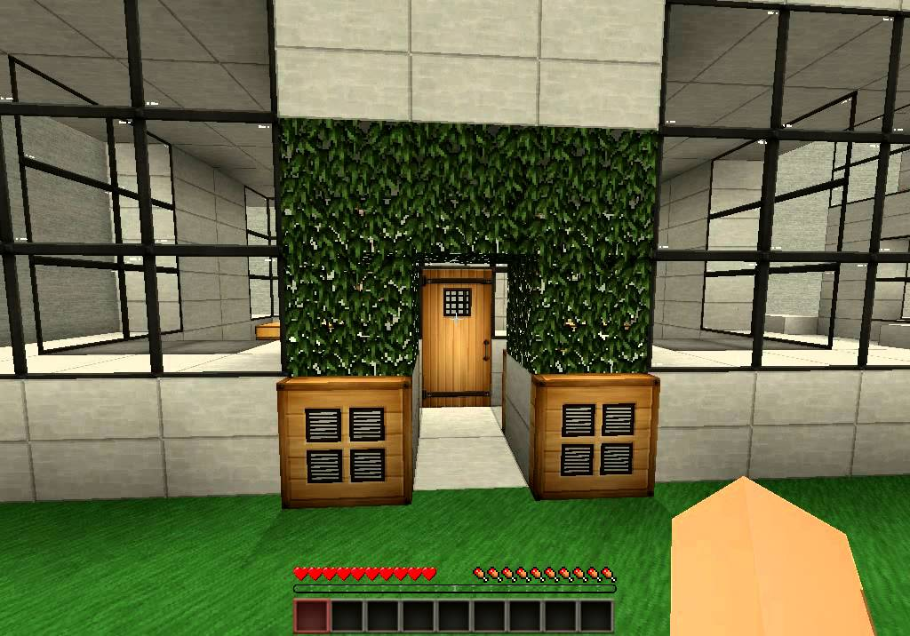 Minecraft mejores casas para survival youtube for Minecraft videos casas