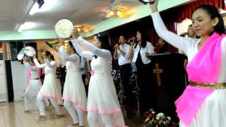 MORE THAN ENOUGH -ISRAEL HOUGHTON_JESUS AT THE CENTER~LOGOS MUSIC TEAM(3RDFOUNDATIONday) thumbnail