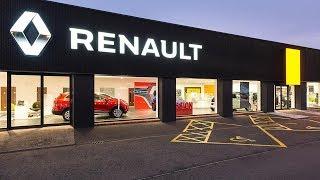 RENAULT STORE  -  нові стандарти візуалізвції | Сучасний автосалон Рено в Полтаві