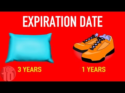 10 Things You Didn't Know Have An Expiration Date