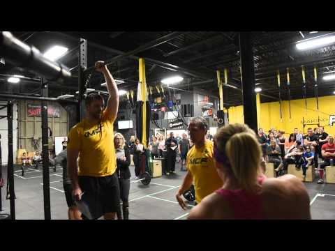 15.2 At Maritime Crossfit (RAW Video) 1
