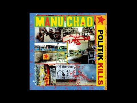 Manu Chao - Politik Kills - Prince Fatty Remix