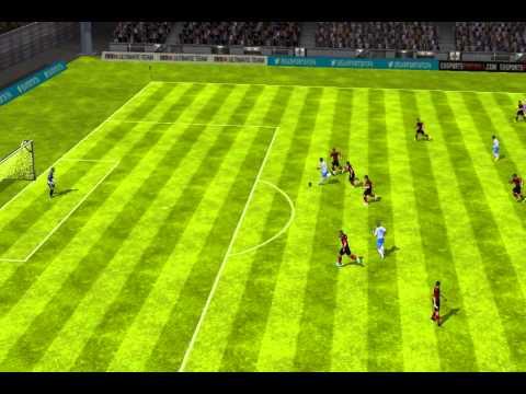 FIFA 14 iPhone/iPad - Bertitude vs. Pohang Steelers