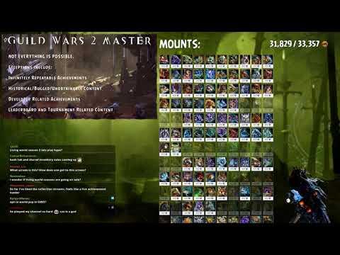 Guild Wars 2 Master - Day 99
