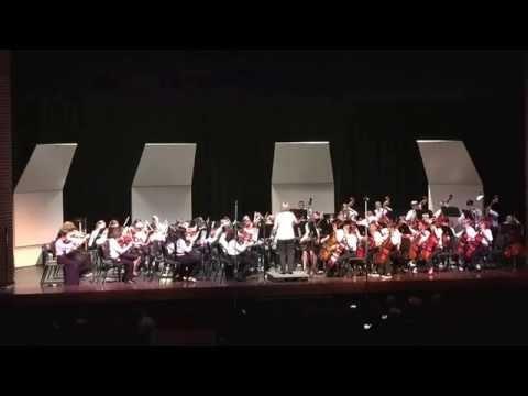 We Will Rock You-Collins Intermediate School 5th Grade Orchestra Pops Concert