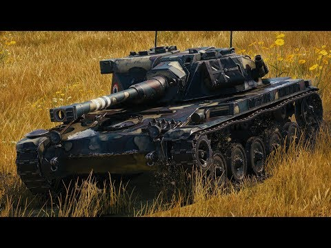 World of Tanks AMX ELC bis - 11 Kills 3,1K Damage (1 VS 8)