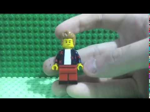 Как сделать из лего фредди крюгер 822