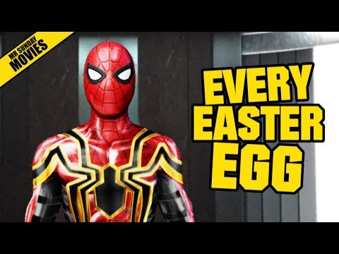 SPIDER-MAN HOMECOMING - Unknown Easter Eggs, Cameos & Post C