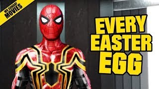 connectYoutube - SPIDER-MAN HOMECOMING - Unknown Easter Eggs, Cameos & Post Credits