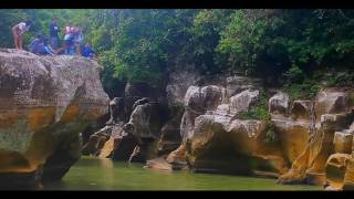 Tonjong Canyon Nagrog Cipatujah