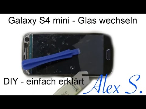 samsung galaxy s4 i9505 display wechseln reparatur austausch glass screen replacement. Black Bedroom Furniture Sets. Home Design Ideas