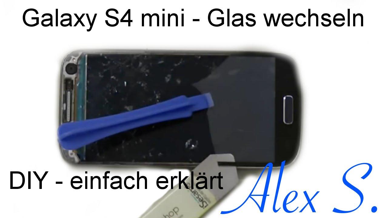 Glas Tauschen Iphone S