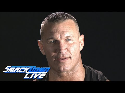 Randy Orton will unleash his serpentine nature inside Hell in a Cell: SmackDown LIVE, Sept. 4, 2018