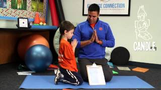 Teaching Yoga to Children with Autism