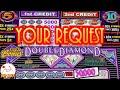 Your Request Slots🎰Double Diamond with Free Bonus Slot& Quick Hit Bonus Time Slot San Manuel 赤富士スロット