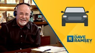Nobody Cares About Your Car - Dave Ramsey Rant