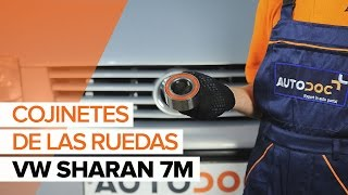 Manual del propietario VW Sharan 7n en línea