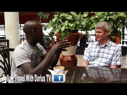 TRAVEL WITH DARIUS TV MEETS KINGFISHER JOURNEYS RWANDA