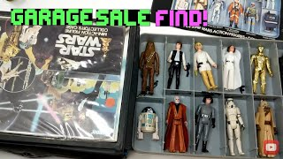 I paid $130 for these Vintage Star Wars Figures. Was it a JACKPOT score?