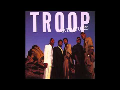 Troop  All I Do Is Think Of You W Piano Intro
